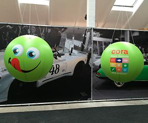 Ballon Cora