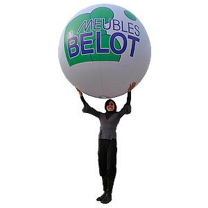 Ballon de publique