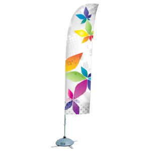beachflag renforcé