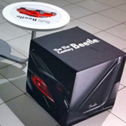cube de siège